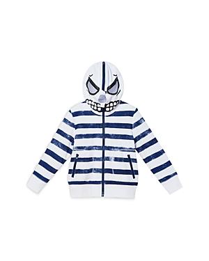 Stella Mccartney Clothing STELLA MCCARTNEY BOYS' FULL ZIP MASK HOODIE - LITTLE KID