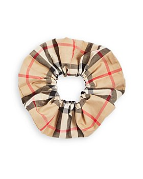 Burberry - Girls' Vintage Check Scrunchie