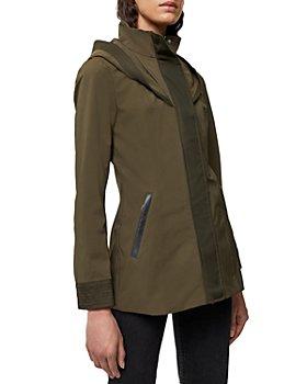 Mackage - Alba Hooded Rain Coat