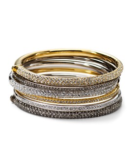 Nadri - Single- & Triple-Row Bangles