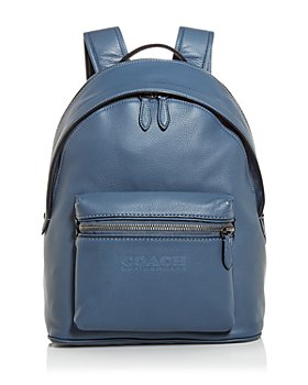 COACH - Charter Leather Backpack