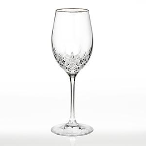 Waterford Lismore Essence Platinum White Wine Glass-Home