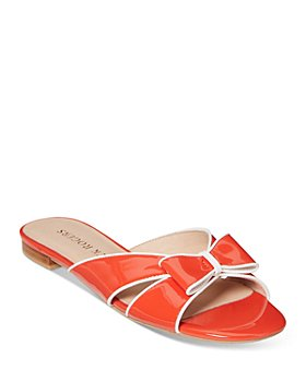 Jack Rogers - Women's Gigi Bow Slide Sandals