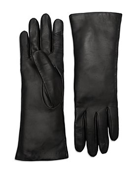 Theory - Leather Tech Gloves