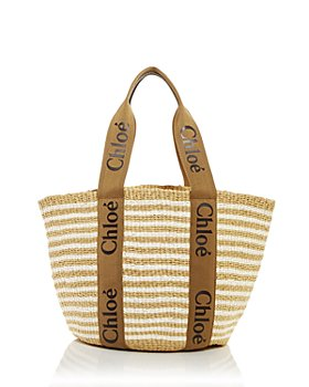 Chloé - Woody Large Basket Tote