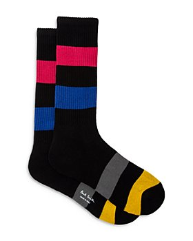 PS Paul Smith - Zoom Stripe Socks