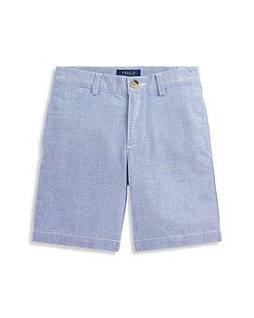 Ralph Lauren - Boys' Oxford Shorts - Big Kid