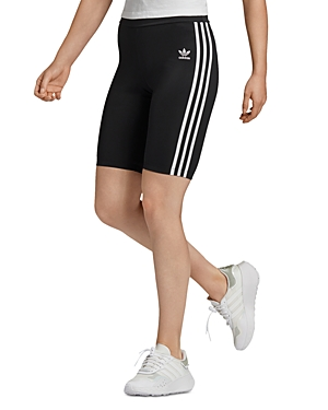 Adidas Three Stripe Biker Shorts