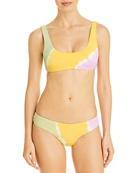 L*Space - Lizzie Bikini Top & Sandy Bottoms