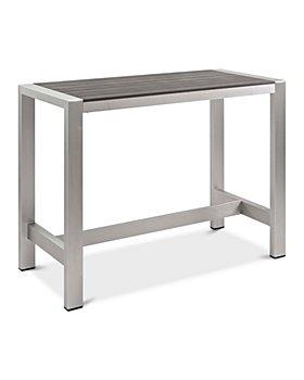 Modway - Shore Outdoor Patio Bar Table
