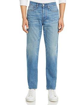 rag & bone - Fit 2 Slim Fit Jeans in Schaefer