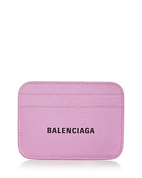 Balenciaga - Cash Leather Card Case