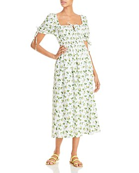 Faithfull the Brand - Flora Midi Dress