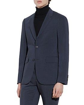 Sandro - Formal Slate Suit Jacket
