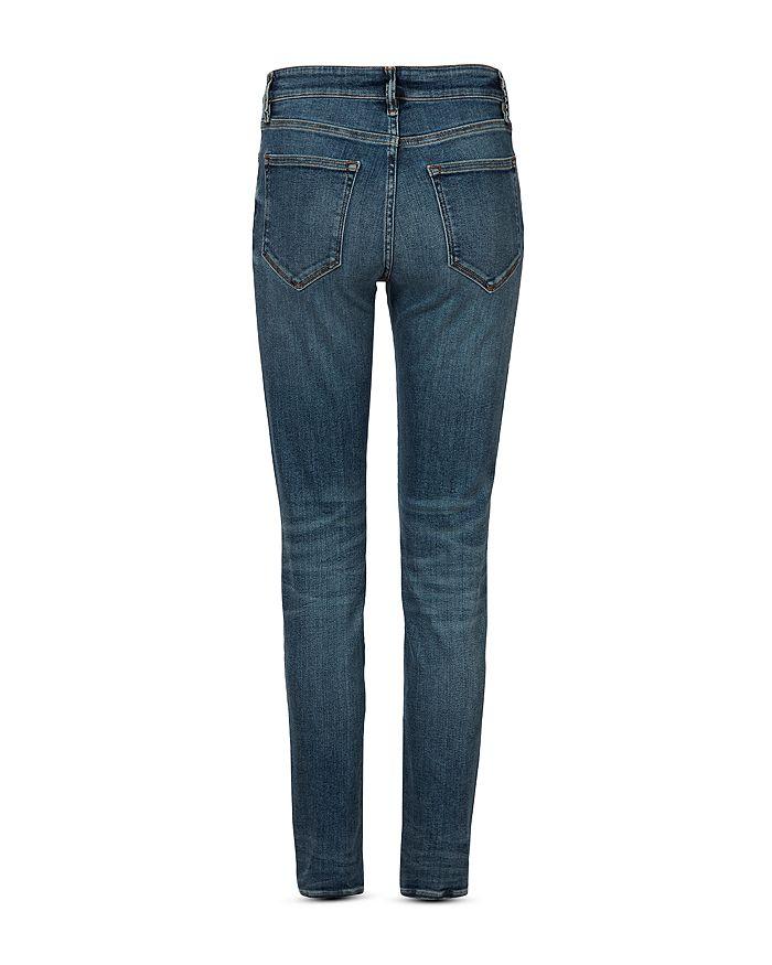 ALLSAINTS Skinny jeans MILLER SIZEME SKINNY JEANS IN HUNTER BLUE