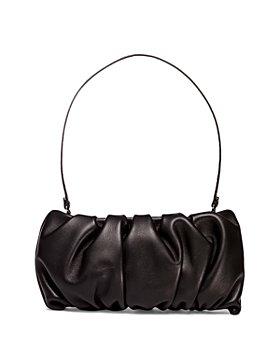 STAUD - Bean Small Leather Handbag
