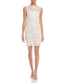 Tadashi Shoji - Sleeveless Lace Dress