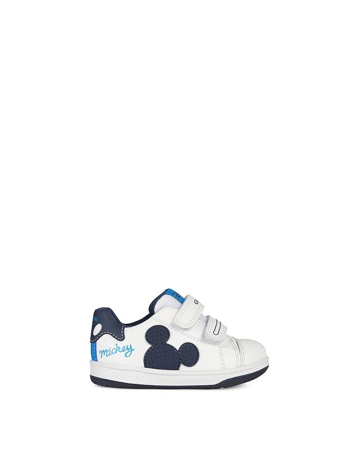 Geox BOYS' MICKEY MOUSE SNEAKERS - WALKER, TODDLER