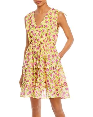 Becca Cotton Floral Print Dress
