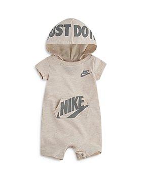 Nike - Boys' Graphic Logo Hooded Romper - Baby