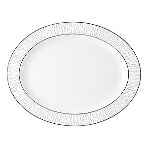 Bernardaud Dune Oval Platter, 13
