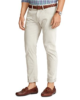 Polo Ralph Lauren - Sullivan Slim Stretch Jeans in Beige