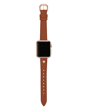 kate spade new york Luggage Leather Apple Watch Strap
