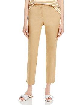 Lafayette 148 New York - Manhattan Slim-Fit Ankle Pants