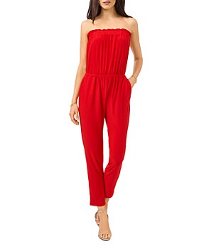 1.STATE - Strapless Jumpsuit