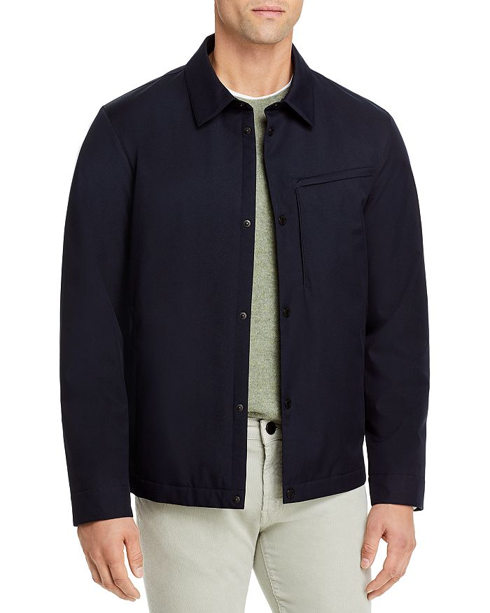 Z Zegna - Light Fill Shirt Jacket