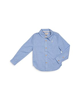 EGG new york - Boys' Brendan Cotton Shirt - Little Kid