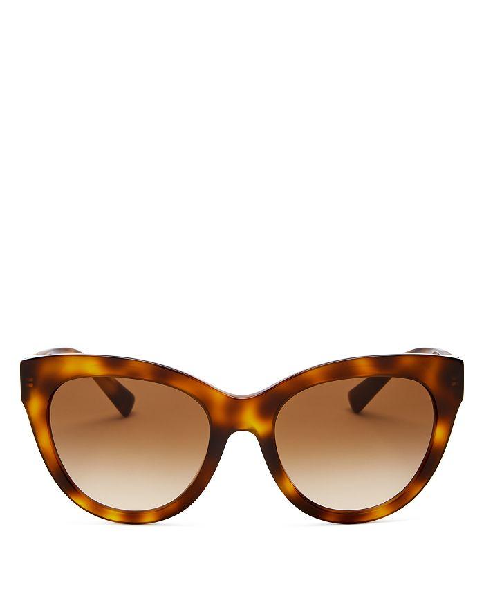 Valentino - Women's Cat Eye Sunglasses, 54mm