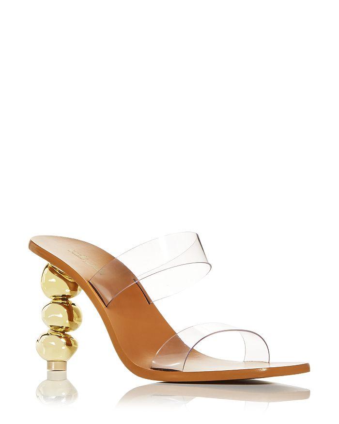 Cult Gaia - Women's Meta High Heel Slide Sandals