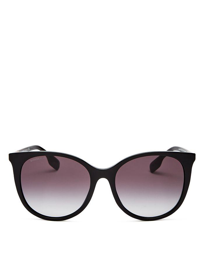 Burberry - Women's Cat Eye Sunglasses, 55mm