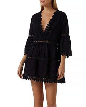 Melissa Odabash - Victoria Crochet Cover-Up Dress