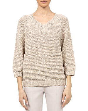 Peserico Ribbed Sweater