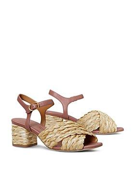 Tory Burch - Women's Kira Block Heel Sandals