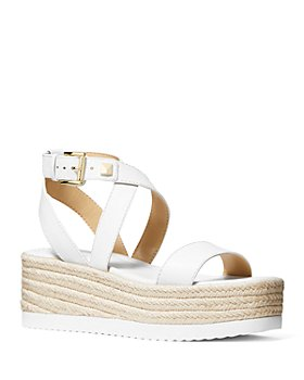 MICHAEL Michael Kors - Women's Lowry Espadrille Wedge Sandals