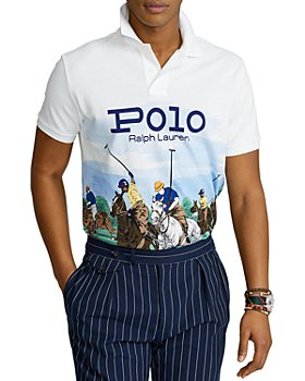 Polo Ralph Lauren - Slim Fit Mesh Polo Shirt