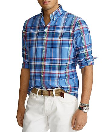 Polo Ralph Lauren - Plaid Oxford Shirt