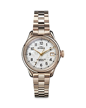 Shinola Vinton Watch, 32mm