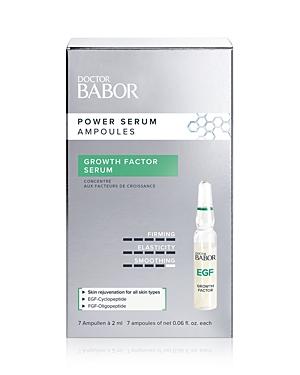 Power Serum Ampoules: Growth Factor Serum