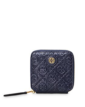 Tory Burch - T Monogram Leather Bifold Wallet