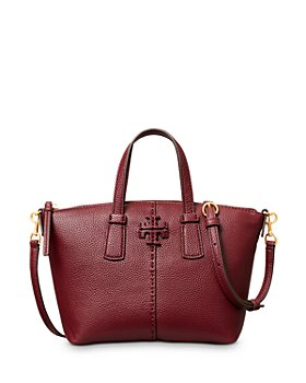 Tory Burch - McGraw Mini Leather Satchel