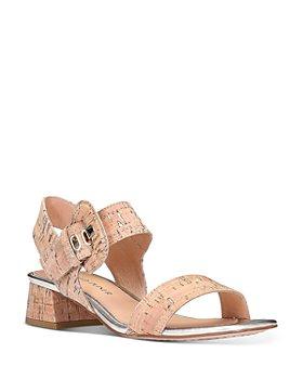 Donald Pliner - Women's Vallee Block Heel Sandals
