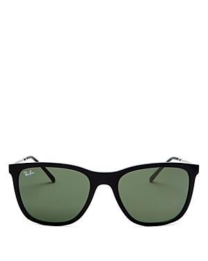 Ray-Ban Unisex Square Sunglasses, 56mm