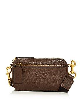 Valentino Garavani - Small Leather Belt Bag