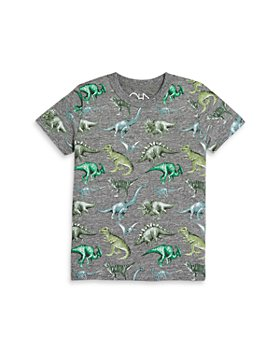CHASER - Boys' Dinosaur Print Tee - Little Kid