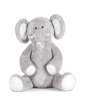Melissa & Doug - Gentle Jumbo Elephant Lifelike Stuffed Animal - Ages 2+