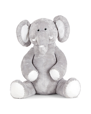Melissa & Doug Gentle Jumbo Elephant Lifelike Stuffed Animal - Ages 2+